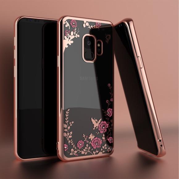 cheap for discount 8e0af cd84f Cute Samsung Galaxy S9 Case